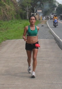 my longest long run outside of a marathon WAS a marathon distance in Tanay