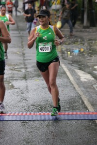 rains, blisters, chafing and then a PR of 4:39!