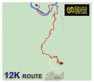 12K route