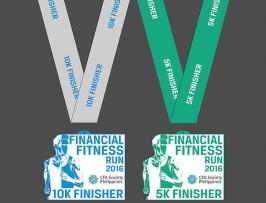 medals 5K 10K