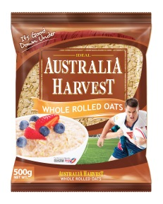 New AH Rolled Oats 500g_Mockup