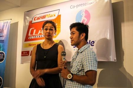 Top Ultrarunner WIlnar Iglesia talks about Ultramarathon. He has been a CCU mentor since 2015