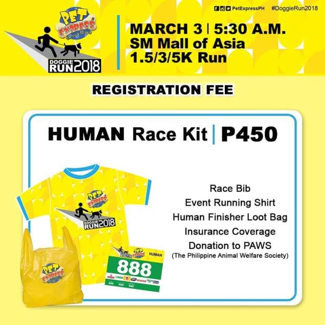 human race kit