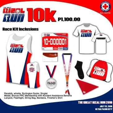 10K Poster